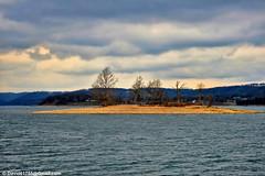Table Rock Lake (David Davila Photography) Tags: branson mo missouri vacation outdoor tablerocklake geotag holuxm241 nikond800 2017 lake tree island bransonbelle showboat