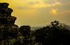 Thaïlande Cambodge 2017-1 (marierenaudplasse) Tags: angkor cambodge phnombakheng simreap temples thailande sunset