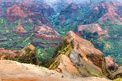Waimea Canyon (sibnet2000) Tags: waimea hawaii waimeacanyon kauai grandcanyonofthepacific hdr photomatixpro