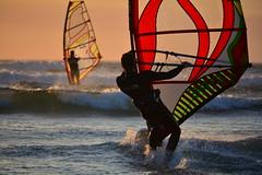 windsurfers (gloriousimages20) Tags: windsurfers ocean fitness sportman