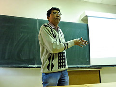 IMG_0005p (Milan Tvrdý) Tags: seminar seminarondifferentialequationsandintegrationtheory imcas prague mathematics