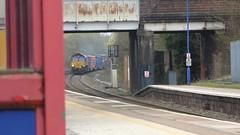 Photo of Hatton Station - EWS - 66054 - HD video clip