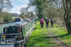canalside-5 (Jane Tearle) Tags: eastkennett woottonrivers strollers