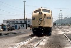 UP 942 trip to Metrolink Jun97 12 (jsmatlak) Tags: la losangeles railroad train sp freight southernpacific oerm up 942 taylor yard e8