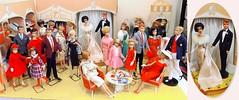 ALL CHANGE! (ModBarbieLover) Tags: skipper barbie ken fashion shop vintage doll 1960 1961 1962