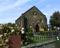 Bispham Methodist Chapel, Crank Rd, Billinge, 3.10.16 (The Makerfield Rambler) Tags: billinge methodist