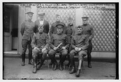 Lt. M.J. House, Lt. F.W. Kelly, Lt. R.L. Byrd, Capt. E.C. Shively, Lt. E.R. Caughey, Capt. H.C. Maloney, Col. J.H. Thompson, Capt. J.A. Praether (LOC) (The Library of Congress) Tags: libraryofcongress dc:identifier=httphdllocgovlocpnpggbain29178 xmlns:dc=httppurlorgdcelements11 josephcoloneljoehenrythompson josephhenrythompson josephthompson coloneljoe thompson captjapraether captainjapraether jallenpraether praether edgarrcaughey edgarcaughey reginalderegcaughey reginaldcaughey regcaughey caughey captecshively captainecshively earlcranstonshively earlshively shively captwilfredhmaloney captainwilfredhmaloney wilfredhmaloney wilfredmaloney hwilfredmaloney henrywilfredharrymaloney henrywilfredmaloney harrymaloney frederickwarrenfredkelly frederickwarrenkelly frederickkelly fredkelly kelly meredithhouse house ltrlbyrd lieutenantrlbyrd richardlesliedickbyrd richardlesliebyrd richardbyrd dickbyrd byrd interalliedgames interalliedtrackteam yanksteam yanks athletes usarmy usarmyofficers lieutenants captains worldwari wwi soldiers universityofpittsburghpanthers lelandstanforduniversity sports shotput discus baseball trackandfield uniforms bowties 1919