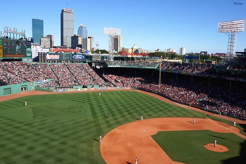 """Fenway Park • <a style=""""font-size:0.8em;"""" href=""""http://www.flickr.com/photos/52364684@N03/33780148026/"""" target=""""_blank"""">View on Flickr</a>"""