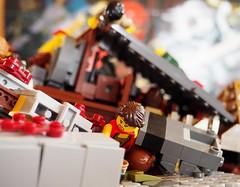 Disaster Strikes! (gid617) Tags: lego destruction disaster crash