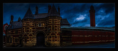Strangeways Tower (Kev Walker ¦ 8 Million Views..Thank You) Tags: architecture building canon1100d canon1855mm england hdr hmp highsecurity lancashire manchester panorama panoramic prison strangewaysprison