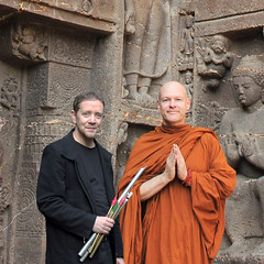 Chris Conway & Ajahn Achalo (unclechristo) Tags: chrisconway ajahnachalo