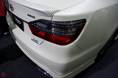 MotorShow_2017-04-02_5409 (kamaruld) Tags: bangkok thailand carshow bangkokinternationalmotorshow autoshow toyota altis vios camry hybrid