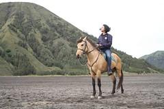 Mt. Bromo, malang. (silmihidayat) Tags: travel malang bromo kuda coolkids photograhpy wonderfulindonesia horse