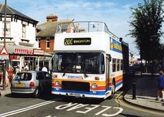 Stagecoach Devon 934 (Sparegang) Tags: stagecoachdevon934 uwv609s southdown609 southdownmotorservices stagecoachdevon bristolvr ecw 1999 paignton