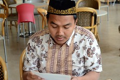 SPR_9878 (Deba Supriyanto) Tags: sikret fkmit muslimjapan japan student alquran
