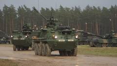 Stryker IFV (Lukasz Pacholski) Tags: us army stryker mgs