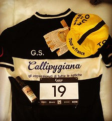 Eroica 2017 - Jersey of the Day (Max Beach) Tags: eroica2017 eroicacalifornia steelbikes pasorobles callipygian schwinnparamount wooljersey