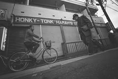 HONKY-TONK (ajpscs) Tags: ajpscs japan nippon 日本 japanese 東京 tokyo city people ニコン nikon d750 tokyostreetphotography streetphotography street seasonchange spring haru はる 春 2017 shitamachi monochromatic grayscale monokuro blackwhite blkwht bw blancoynegro blackandwhite monochrome urban othersideoftokyo strangers walksoflife 白&黒 honkytonk