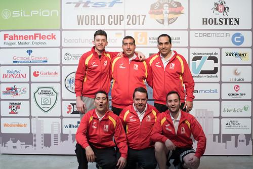 Team Spain Men D2