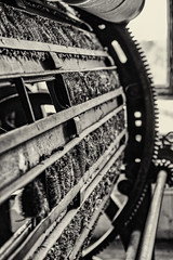 IMGP0110-Edit.jpg (douglasjarvis995) Tags: wool machine leeds old yorkshire industrial cloth manufacturing history monochrome blackwhite blackandwhite