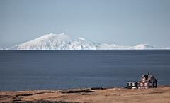 Snæfellsjökull (Jón Óskar.) Tags: snæfellsjökull snæfellsnes reykjanes glacier iceland ocean jónóskar snow