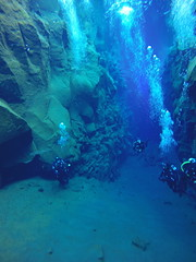 GOPR1563 (Henry Hall NYC) Tags: iceland scubadiving drysuit