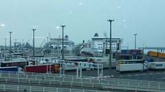 Spirit of Britain & Berlioz (andrewjohnorr) Tags: po ferries calais berlioz poferries spiritofbritain myferrylink
