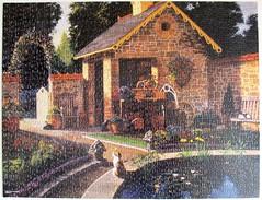 A Cat's Place (Dave Henderson) (Leonisha) Tags: cat chat puzzle katze katzen jigsawpuzzle