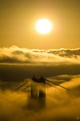 The Mysterious Golden Gate (alittlegordie) Tags: sf sanfrancisco morning nature fog sunrise outdoors golden nikon october marin hill goldengatebridge goldengate bayarea mysterious dslr marinheadlands hawkhill d7100 bestofbayarea sanfogcisco nikoncolors goshoot karlthefog