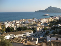 Calpe & Altea, Spain, September 2014