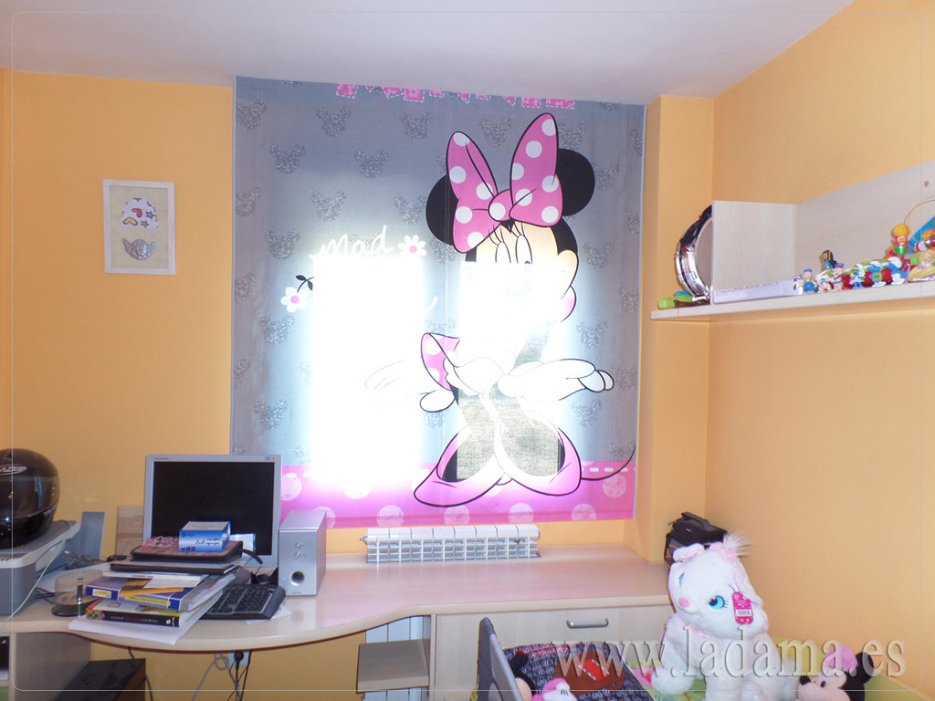 Estores Infantiles Disney.The World S Most Recently Posted Photos Of Decoracion And Zaragoza