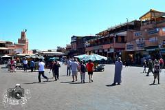 Jemaa el-Fnaa Square - Marrakesh (ShaunMYeo) Tags: morocco maroc marrakech marrakesh marruecos marokko marrocos fas marokas marokk maroko   jemaaelfnaasquare