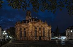 Ludwigskirche_2 (buw2012) Tags: kirche architektur barock saarbrcken ludwigskirche ludwigsplatz stengel baumeister