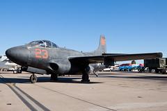 ex-United States Marines Douglas F3D-2 (F-10B) Skyknight 124630 (jbp274) Tags: usmc airport display airplanes f10 airshow preserved douglas miramar skyknight mcasmiramar unitedstatesmarines knkx nkx f3d