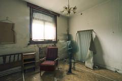 (inhiu) Tags: trip travel urban abandoned architecture nikon long exposure belgium decay exploration derelict d800 urbex inhiu