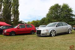 11th VW Show Du Sud-ouest (- AJ Photography- / Evolution Cars) Tags: vw volkswagen low static a4 audi b7 kw stance oem mk3 rotawheels oemplus audizine