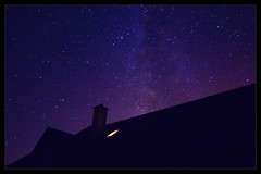 The Galaxy Above (Neil Tackaberry) Tags: county sky house field silhouette night stars star neil kerry galaxy co astronomy starry celestial milkyway countykerry starfield cokerry neilt tackaberry astronomyireland neiltackaberry kerrydarkskies kerrydarksky