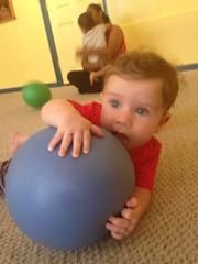 This kid keeps growing up. #kidpost