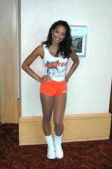Atlanta Hooters Girl at the 2009 Swimsuit Pageant (hootervillefan) Tags: atlanta girl ga hooters international pageant swimsuit 2009 cumberland hooter
