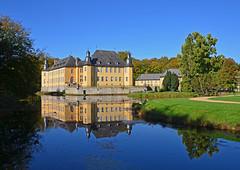 Schloss Dyck (karinrogmann) Tags: schlossdyck jchen