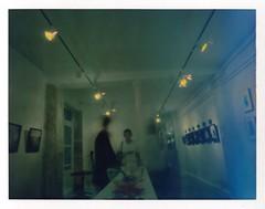 Nicolas Poizoi - Echappes Belles #2 - Paris 24-30 Sept. - Espace Beaurepaire (lepoSs) Tags: analog polaroid fuji argentique longexposuretime instantan instantfilm stnop poselongue fp3000b fp100c