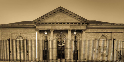 Armagh Court House
