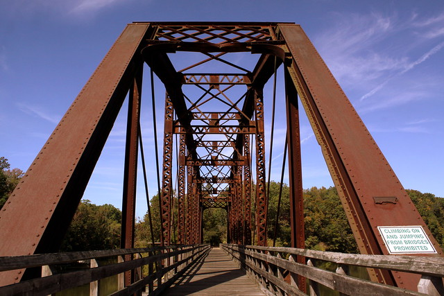 Cheatham County Bicentennial Trail Bridge (Ver. 2)