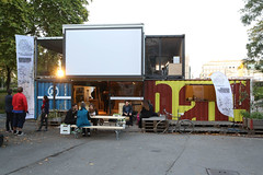 photoset: Mobiles Stadtlabor: Vienna Open Festival (16.10.-2.11.2014)
