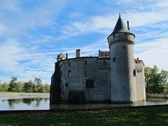 Château de La Brède (XIVe-XIXe), Gironde (33), demeure de l'écrivain Montesquieu (1689-1755) (Yvette G.) Tags: 33 château aquitaine écrivain montesquieu gironde labrède châteaudelabrède demeuredelesprit