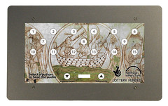 Crowland Abbey AudioFrame15 Button Artwork