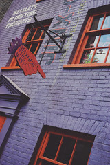 Diagon Alley (c a r o l i n e*) Tags: orlando witch wizard magic harrypotter hogwarts hogsmeade diagonalley knockturnalley wizardingworldofharrypotter