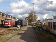 SpoorParade - 20-10-2014 (Mat'97) Tags: plan parade u lint trein spoor amersfoort 113 syntus shd werkplaats spoorparade