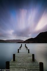 Ullswater from Glenridding (Brendan Waters) Tags: longexposure lake district lakedistrict 6d longexp lakes1410