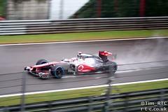 Jenson Button in the McLaren MP4-27 (Tim R-T-C) Tags: racetrack racecar belgium mclaren formulaone formula1 motorracing motorsport autosport carracing spafrancorchamps jensonbutton openwheel belgiangrandprix racingintherain mclarenf1team mclarenmp427
